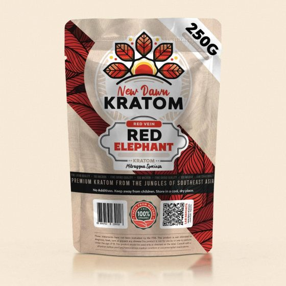 Red Elephant Kratom